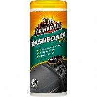 Armor All Dashboard Wipes - Pack of 25 Matt